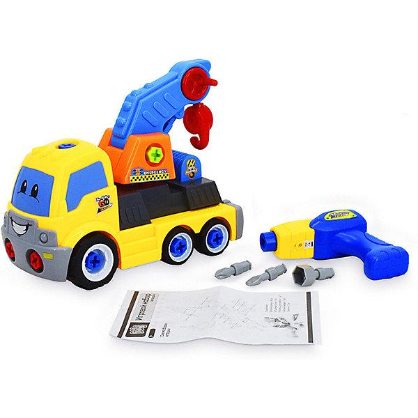 Bebelot Игровой набор-конструктор Bebelot Автокран
