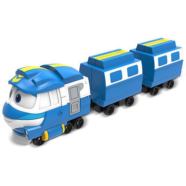 Silverlit Паровозик с двумя вагонами Robot Trains Кей