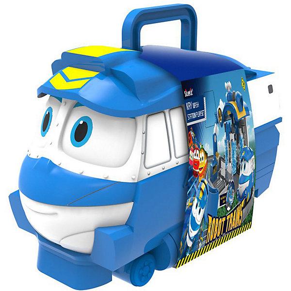 Silverlit Кейс для хранения роботов-поездов Robot Trains Кей