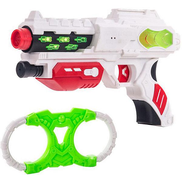 Fun Red Игровой набор Fun Red Space Force Бластер и наручники игровой набор fun red бластер наручники со звуковыми и световыми эффектами