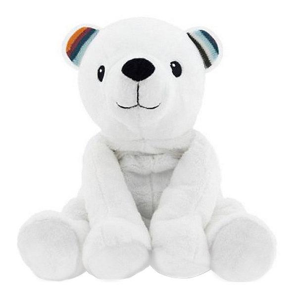 ZaZu Мягкая игрушка-комфортер Zazu Полярный мишка Пол