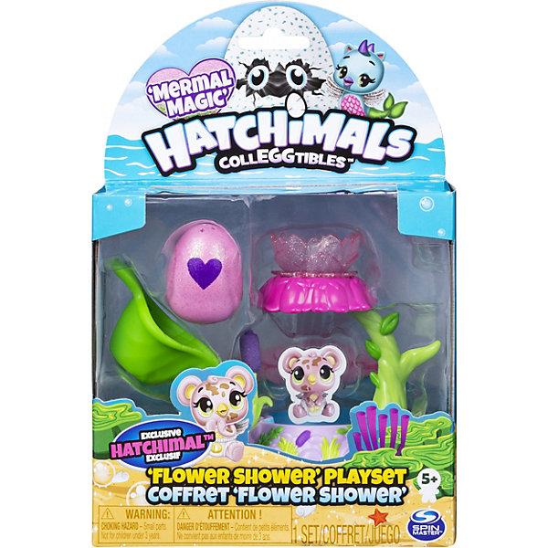 Spin Master Игровой набор Spin Master Hatchimals Цветочный душ spin master игровой набор с коллекционными фигурками hatchimals весенняя корзина