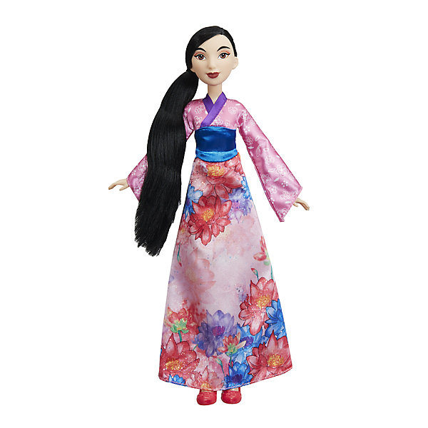 Hasbro Кукла Disney Princess Мулан, 28 см платье мулан disney m