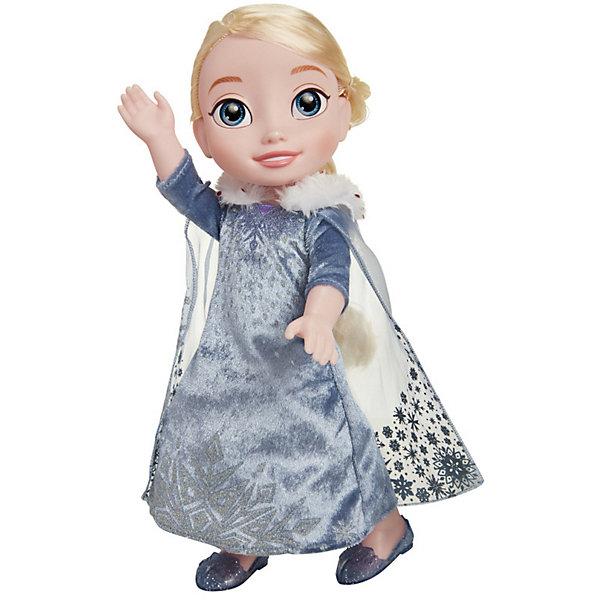 Jakks Pacific Кукла Олаф и холодное приключение Эльза, 38 см