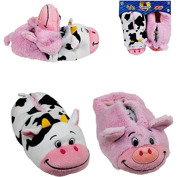 Вывертапки 1Toy Корова-Свинья, 31-33 см