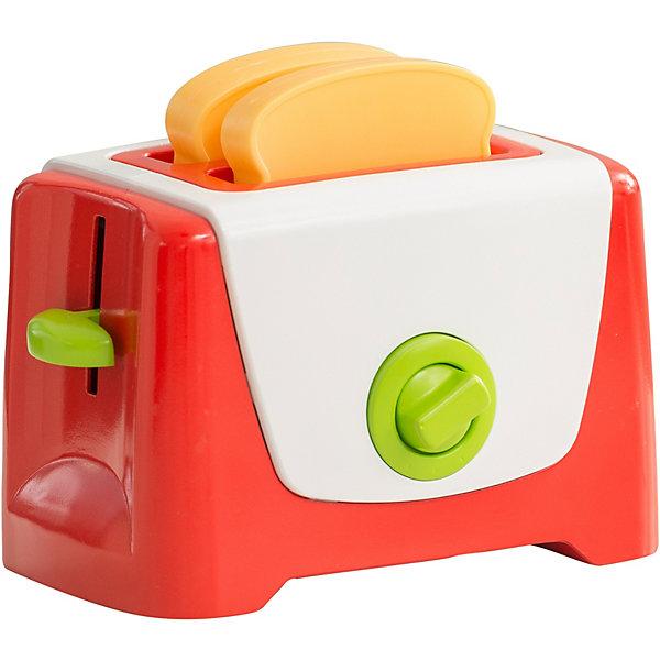 HTI Игрушечная бытовая техника HTI Smart Тостер бытовая техника игрушечная smoby smoby набор tefal тостер кофеварка