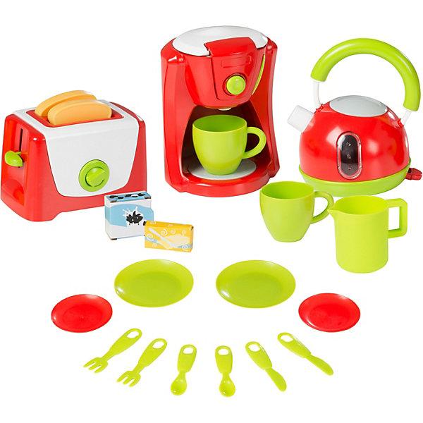 Купить Набор игрушечной бытовой техники HTI Smart Набор для завтрака, Китай, разноцветный, Унисекс