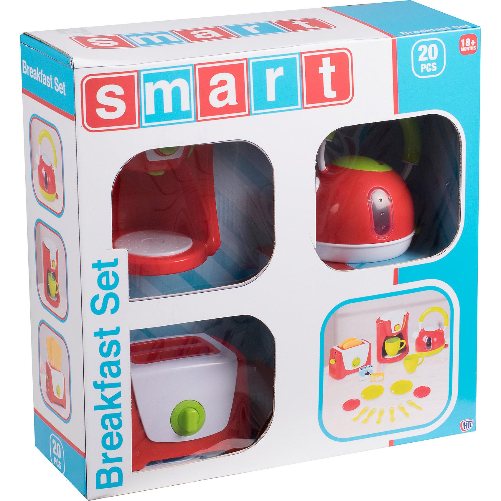 """Набор игрушечной бытовой техники HTI """"Smart"""" Набор для завтрака"""