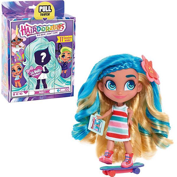 Hairdorables Кукла-сюрприз Cтильные подружки, 1 серия