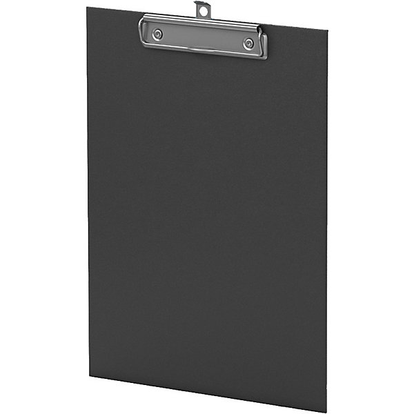 Erich Krause Планшет с зажимом Erich Krause Standard А4, чёрный планшет