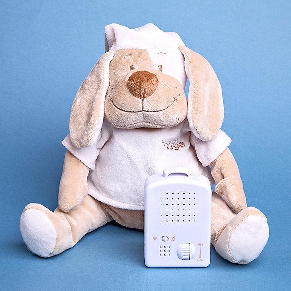 Купить Игрушка для сна Doodoo Собачка Оскар, бежевая, Babiage, Бельгия, бежевый, Унисекс