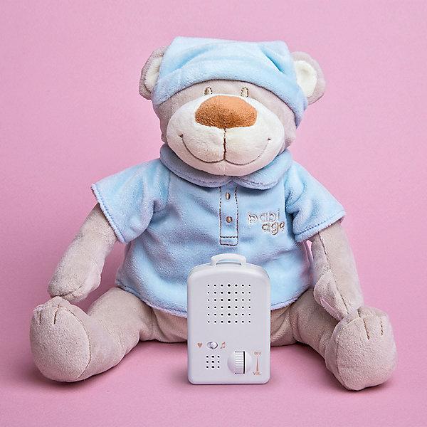 Babiage Игрушка для сна Doodoo Мишка Мартин, голубая
