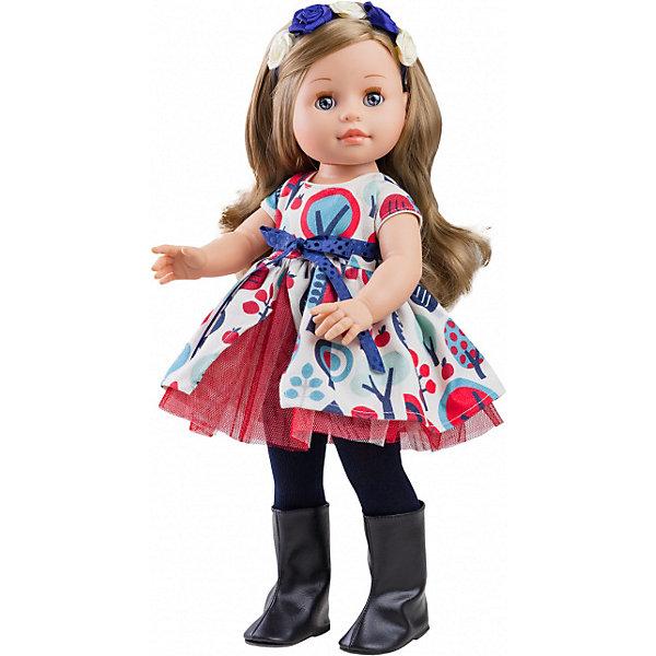 Купить Кукла Paola Reina Эмма, 42 см, Испания, разноцветный, Женский
