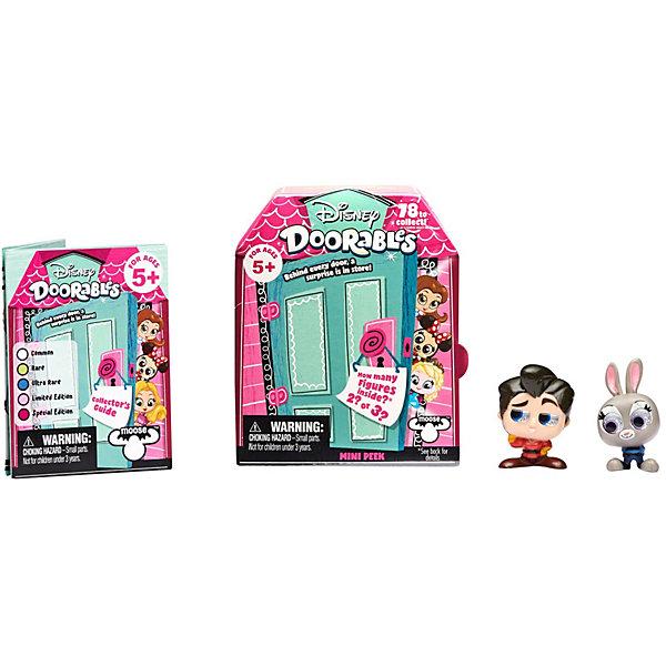 """Набор коллекционных фигурок Moose """"Disney Doorables"""", 2 фигурки, Разноцветный"""