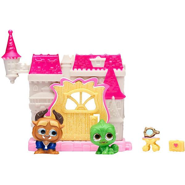 """Игровой набор Moose """"Disney Doorables"""" Красавица и Чудовище, 2 фигурки, Разноцветный"""