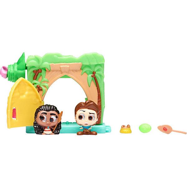 Moose Игровой набор Disney Doorables Моана, 2 фигурки