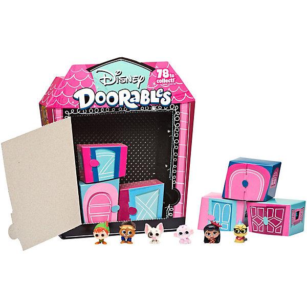 """Мульти набор Moose """"Disney Doorables"""", 5 фигурок, Разноцветный"""