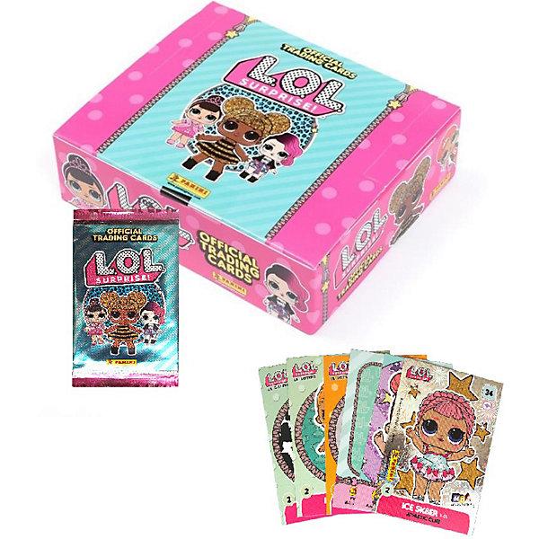 Panini Бокс LOL Surprise, 24 пакетика по 6 карточек