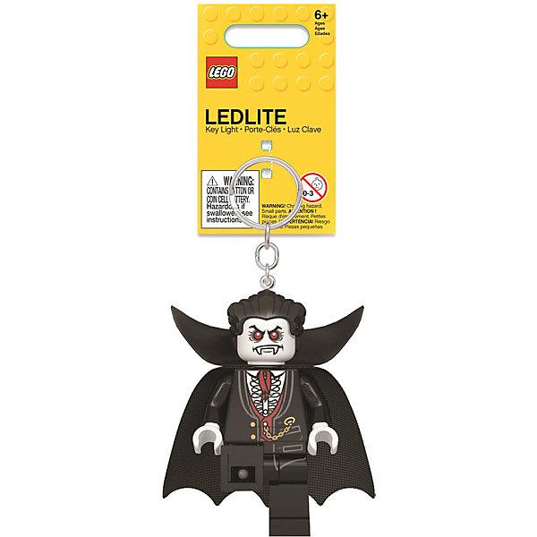 Купить Брелок-фонарик для ключей Lego, Vampyre, Китай, черный, Унисекс