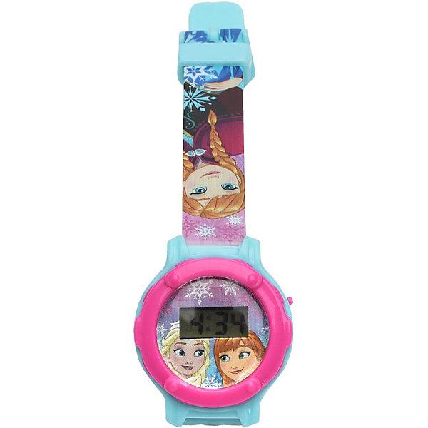 Kids Euroswan Электронные наручные часы Disney Холодное сердце