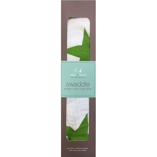 Купить Муслиновая пеленка Aden+anais 120х120 см, США, разноцветный, Унисекс