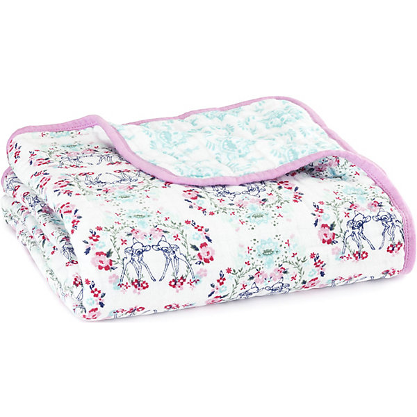 aden+anais Одеяло из муслина Aden+anais 120х120 см одеяло для cocoonababy quilted cocoonacover quilted grey 49118