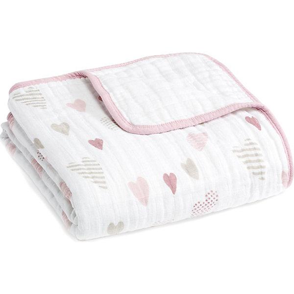Купить Одеяло из муслина Aden+anais 120х120 см, США, разноцветный, Женский