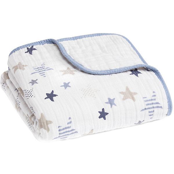 Купить Одеяло из муслина Aden+anais 120х120 см, США, разноцветный, Мужской