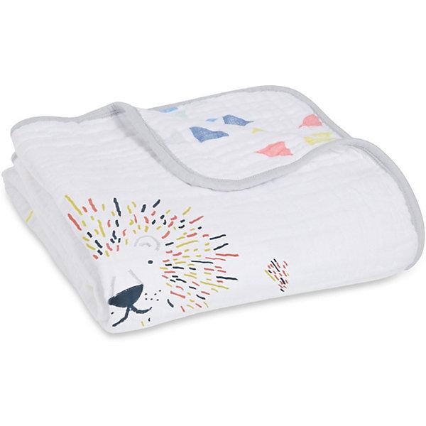 Купить Одеяло из муслина Aden+anais 120х120 см, США, разноцветный, Унисекс