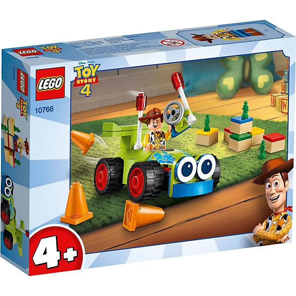 LEGO Конструктор Toy Story 4 10766: Вуди на машине