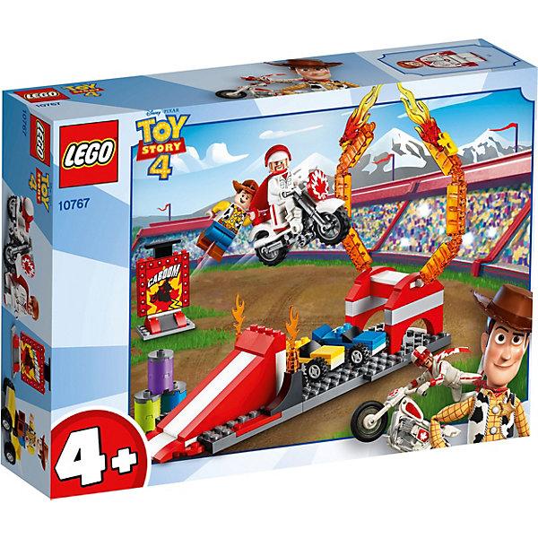 LEGO Конструктор Toy Story 4 10767: Трюковое шоу Дюка Бубумса