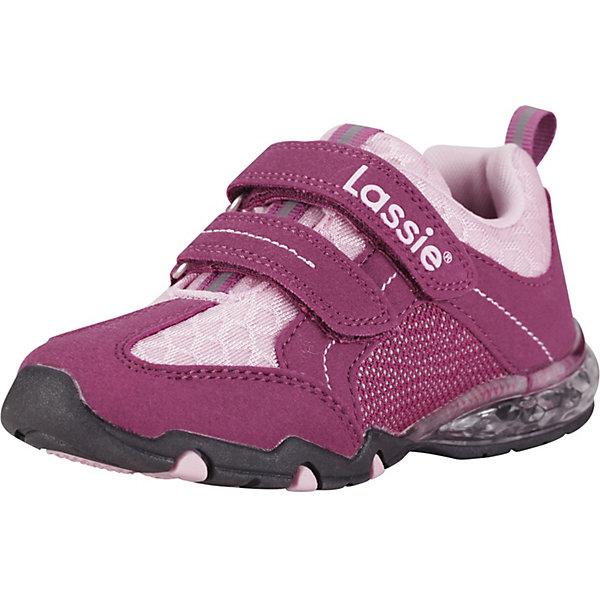 Кроссовки Treviso Lassie для девочки, Розовый