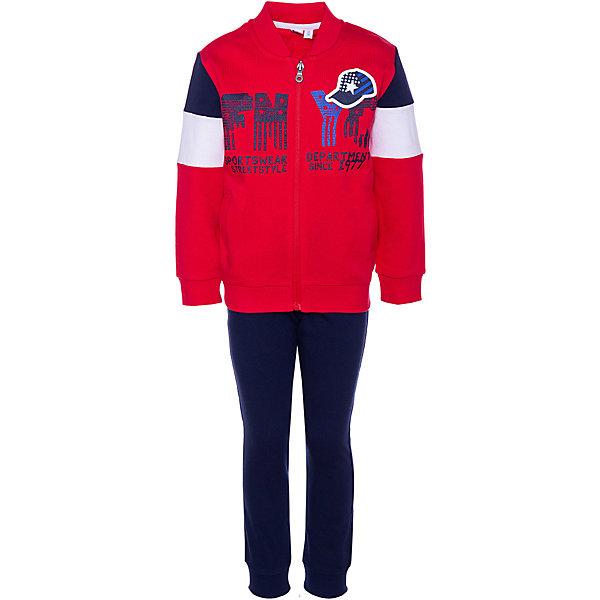 Купить Спортивный костюм iDO для мальчика, Китай, красный, 110, 104, 116, 98, 122, 92, Мужской