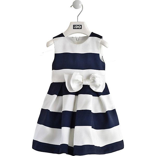Купить Нарядное платье iDO, Китай, pink/gelb, 98, 116, 110, 104, Женский