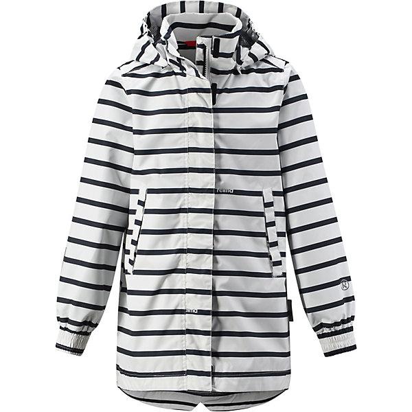 Купить Куртка Sailing Reima для девочки, Китай, белый, 140, 152, 146, 110, 158, 122, 116, 164, 134, 128, 104, Женский