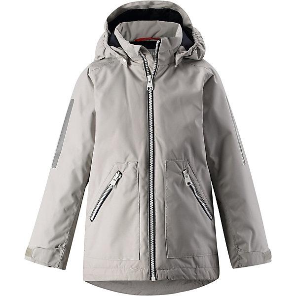 Купить Куртка Minttu Reima для девочки, Китай, серый, 122, 140, 152, 98, 116, 110, 92, 134, 128, 104, 146, Женский