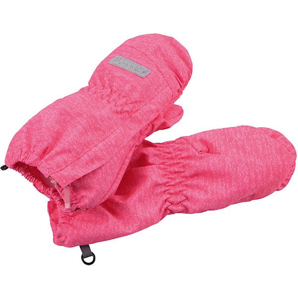 Варежки Odri Lassie, Китай, розовый, 0, 2, 1, Унисекс  - купить со скидкой