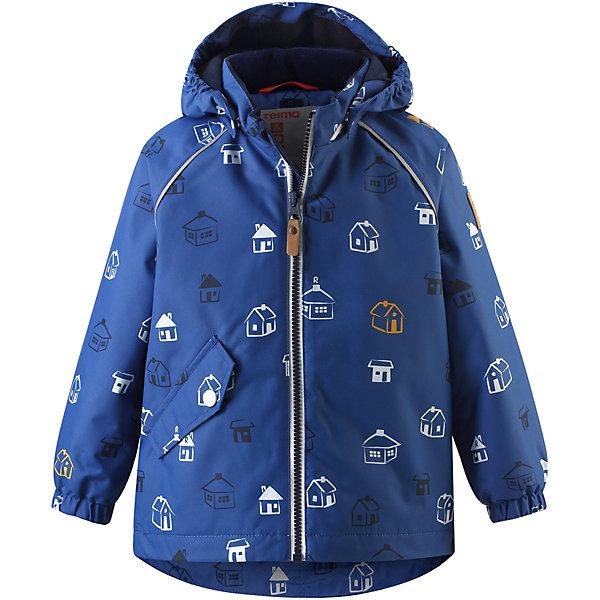 Купить Демисезонная куртка Reima Tontti, Вьетнам, pink/gelb, 80, 104, 86, 92, 98, 110, Мужской