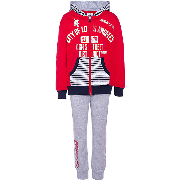 Купить Спортивный костюм iDO для мальчика, Китай, красный, 92, 116, 98, 110, 104, 122, Мужской