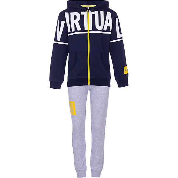 Купить Спортивный костюм iDO для мальчика, Китай, сине-серый, 152, 128, 140, 170, 164, Мужской