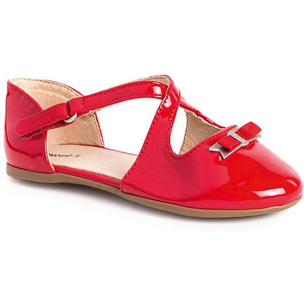 Туфли Mayoral, Красный