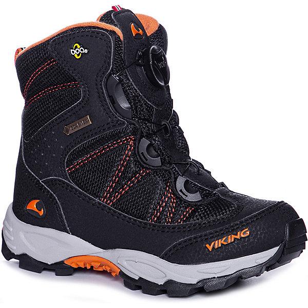 Купить со скидкой Утеплённые ботинки Viking Boulder Boa GTX