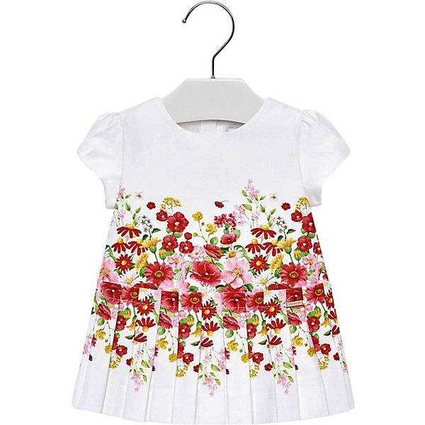 Купить Платье Mayoral для девочки, Марокко, красный, 98, 74, 80, 92, 86, Женский