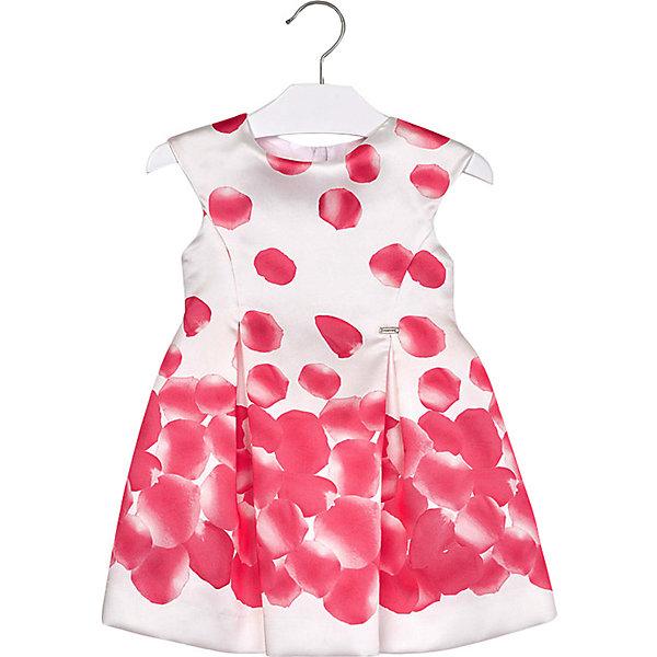 Купить Нарядное платье Mayoral, Марокко, розовый, 134, 122, 110, 92, 98, 128, 104, 116, Женский