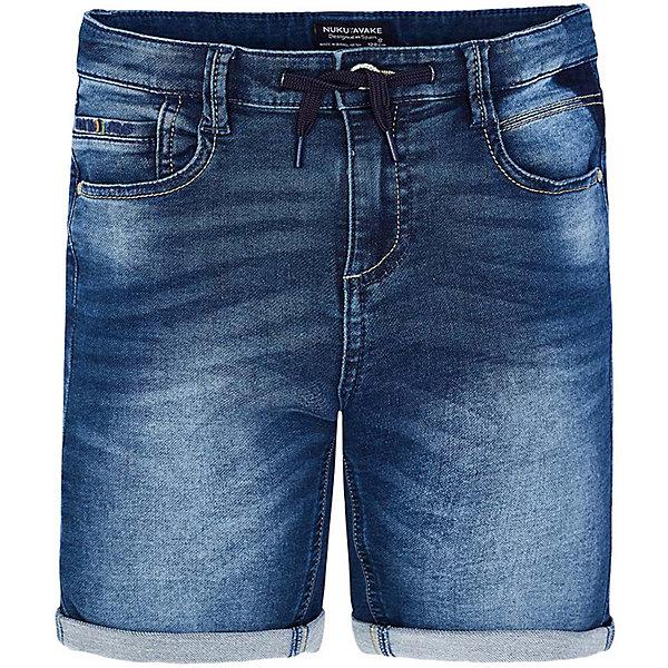 Бриджи MayoralДжинсовая одежда<br>Характеристики товара:<br><br>• состав ткани: 60% хлопок, 38% полиэстер 2% эластан<br>• сезон: лето<br>• застёжка: пуговица, завязки<br>• страна бренда: Испания<br><br>Бриджи прямого удобного кроя комфортно облегают в талии. Сделаны из джинсового материала с эффектом потёртостей. Дополнительные завязки отрегулируют обхват. Внизу изделия отвороты. Карманы спереди и сзади. Дышащая ткань.