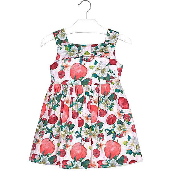 Купить Платье Mayoral для девочки, Марокко, розовый, 92, 98, 116, 104, 128, 134, 122, 110, Женский
