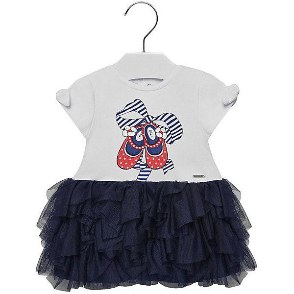 Купить Платье Mayoral для девочки, Китай, темно-синий, 80, 92, 86, 98, Женский