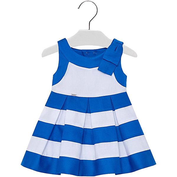 Купить Платье Mayoral для девочки, Марокко, синий, 80, 92, 98, 86, Женский