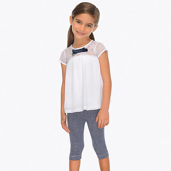 Комплект Mayoral: футболка и леггинсы Mayoral 10681422