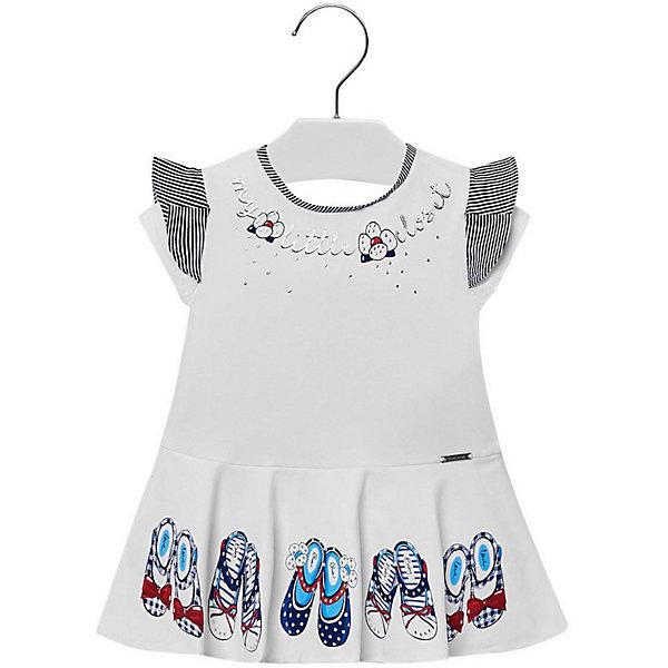 Купить Платье Mayoral для девочки, Индия, темно-синий, 92, 80, 74, 86, 98, Женский